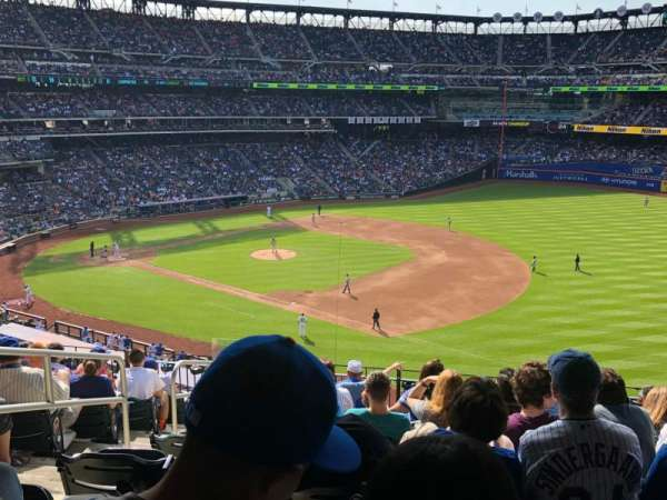 Citi Field, section: 308, row: 9, seat: 5