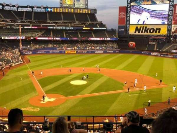 Citi Field, section: 316, row: 4, seat: 11