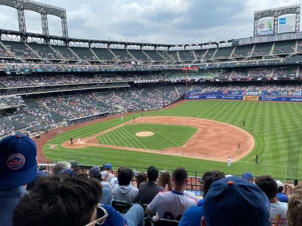 Citi Field, section: 310, row: 6, seat: 6