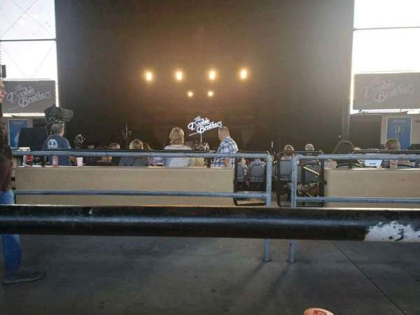 Hollywood Casino Amphitheatre (Tinley Park), section: 204, row: LL, seat: 35