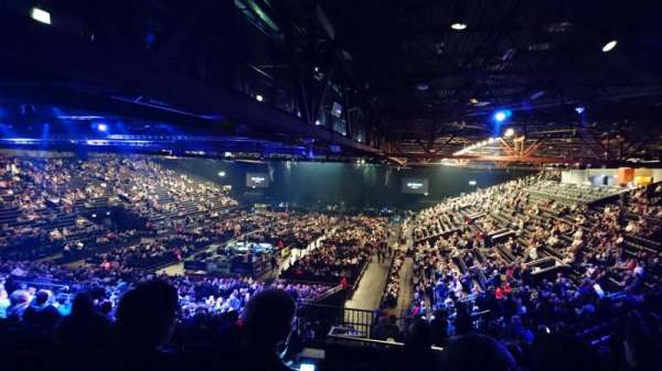 Resorts World Arena, section: 7, row: YD, seat: 228