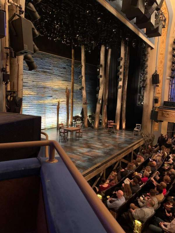 Gerald Schoenfeld Theatre, section: Box E, seat: 1