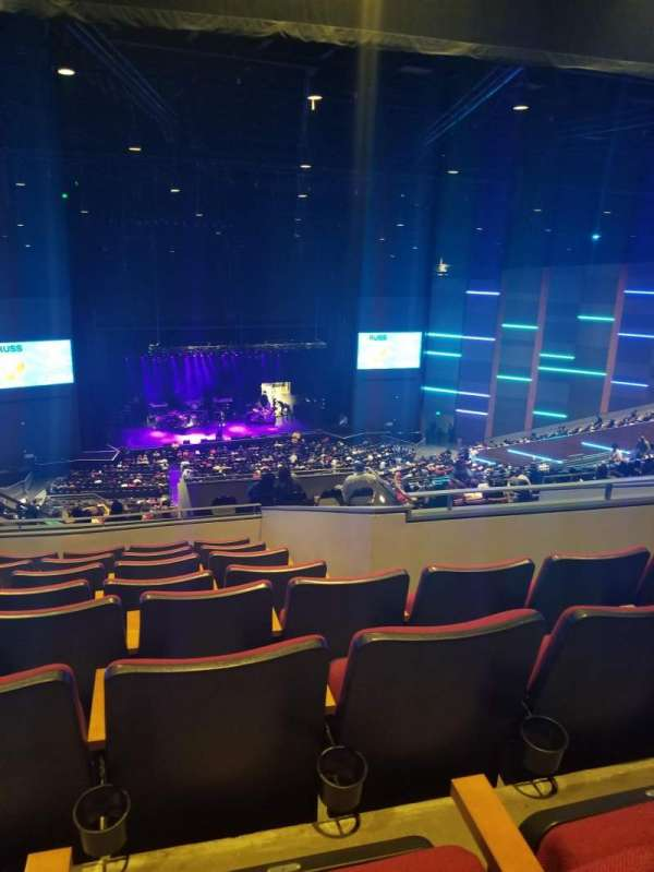 Smart Financial Centre, section: 304, row: J, seat: 7