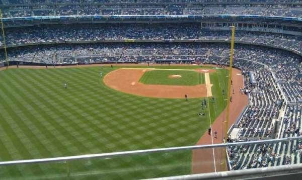 Yankee Stadium, section: 434A, row: 2, seat: 4