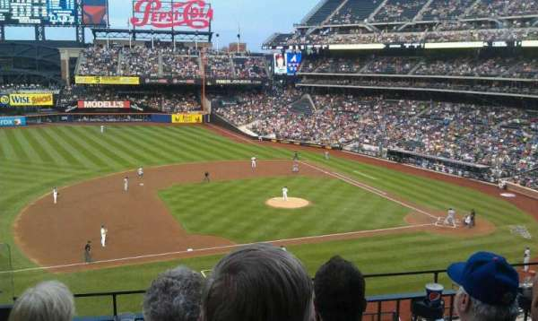 Citi Field, section: 327, row: 3, seat: 23