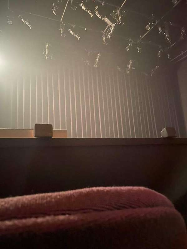 Lyceum Theatre (Broadway), section: Orchestra, row: B, seat: 1