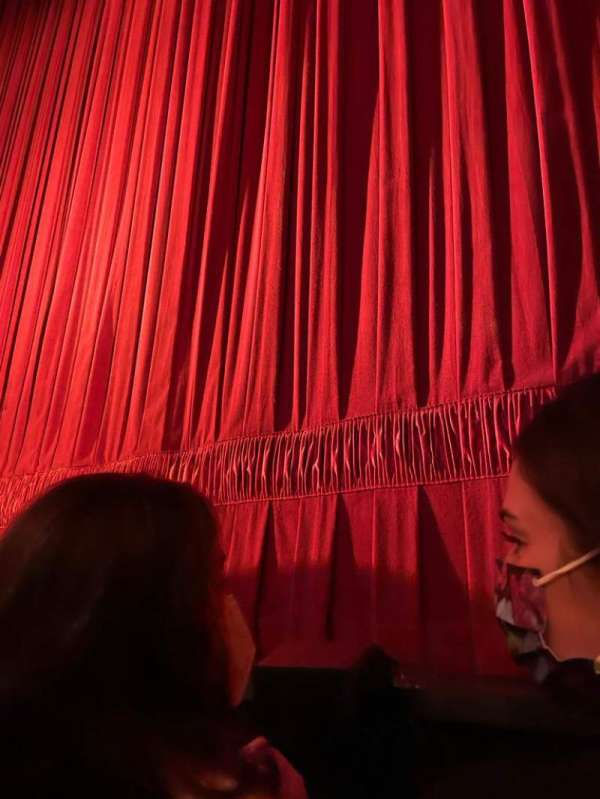 August Wilson Theatre, section: Orchestra, row: A, seat: 101