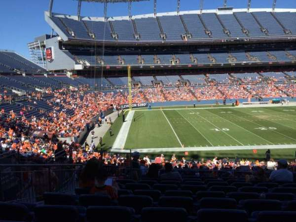 Broncos Stadium at Mile High, section: 127, row: 32, seat: 10