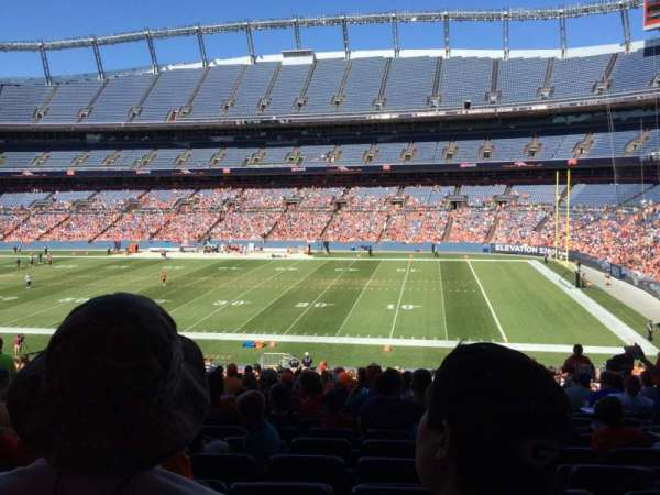 Broncos Stadium at Mile High, section: 120, row: 41, seat: 13