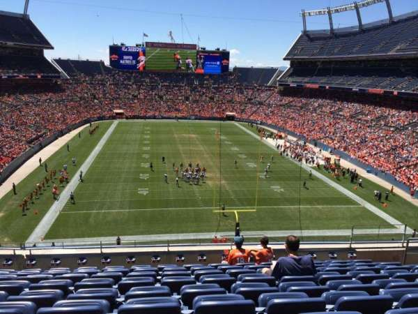 Empower Field at Mile High Stadium, section: 325, row: 9, seat: 7
