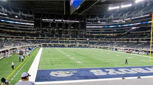 AT&T Stadium, section: 150, row: 16, seat: 20