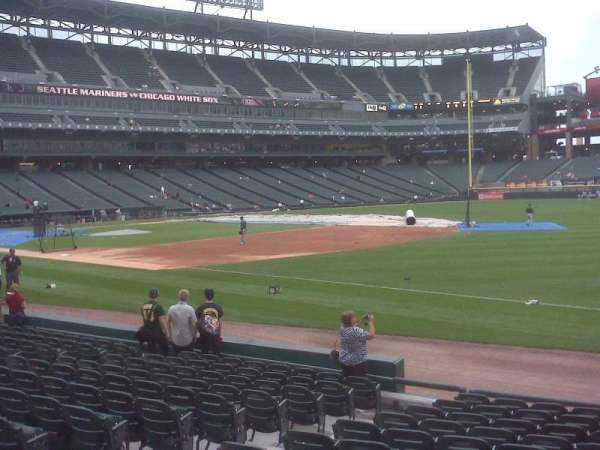 Guaranteed Rate Field, section: Box 117, row: 11, seat: 4