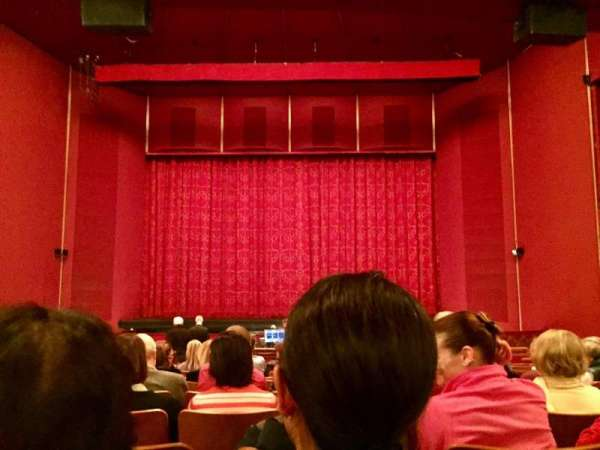 The Kennedy Center Opera House, section: ORCH, row: CC, seat: 113