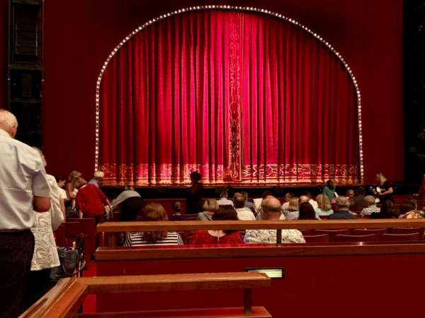 The Kennedy Center Opera House, section: ORCH, row: S, seat: 128