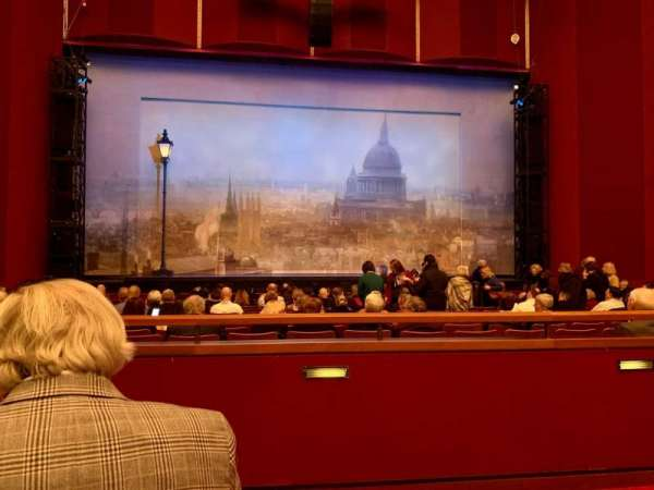 The Kennedy Center Opera House, section: ORCH, row: S, seat: 119