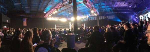 2300 Arena, section: Northwest, row: 2, seat: 6