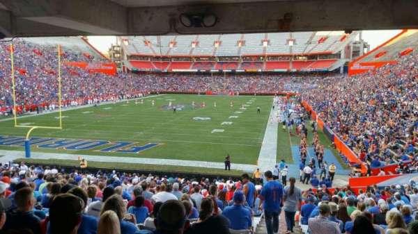 Ben Hill Griffin Stadium, section: C, row: 24, seat: 22