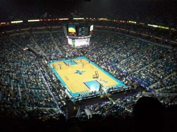 Smoothie King Center, section: 310, row: 17, seat: 13