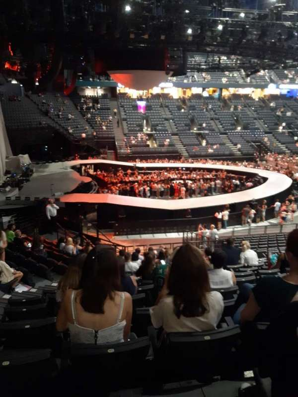 AccorHotels Arena, section: N, row: 6, seat: 14