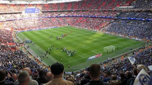 Wembley Stadium, section: 544, row: 7, seat: 135