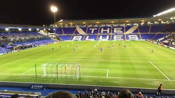 St Andrew's Stadium, section: Block 3, row: 29, seat: 70