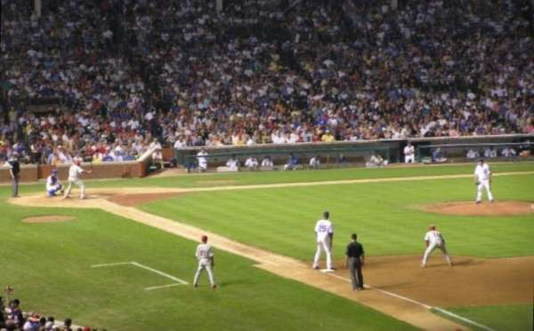 Wrigley Field, section: 240-3, row: 25, seat: 104