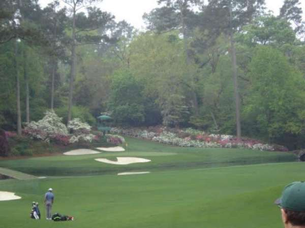 Augusta National Golf Course , section: Amen Corner