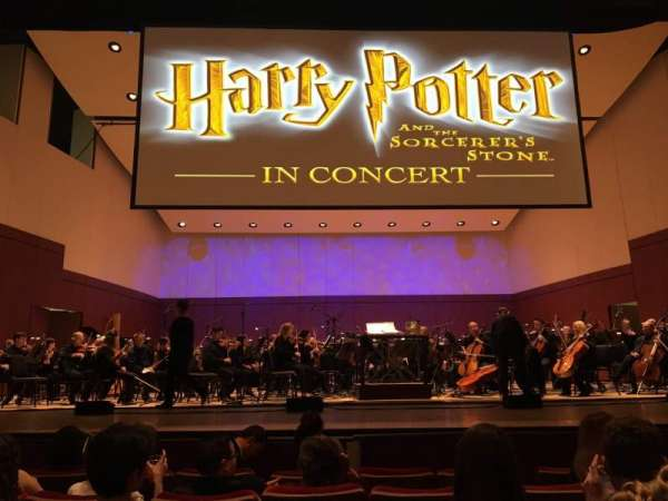 Atlanta Symphony Hall, section: ORCHL, row: E, seat: 19