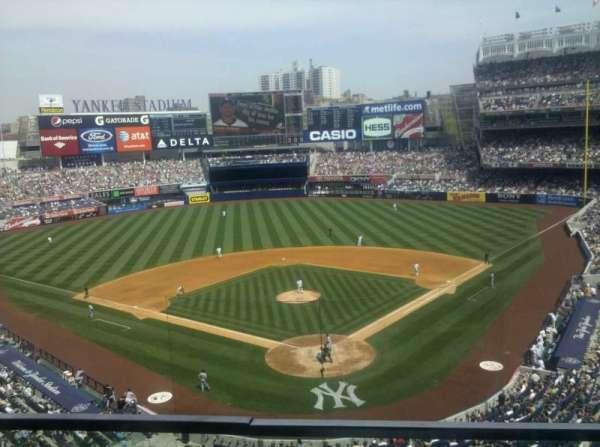 Yankee Stadium, section: 320B, row: 3, seat: 16
