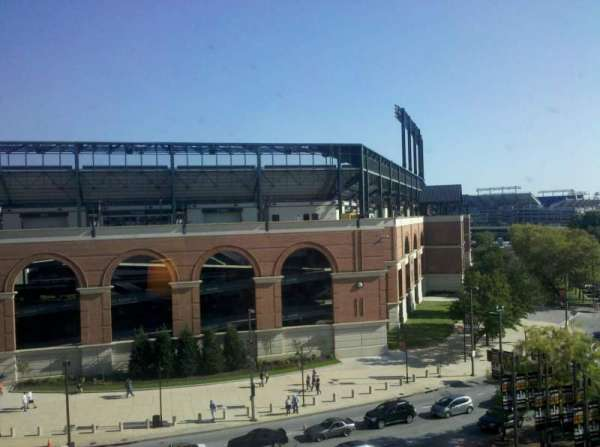 Oriole Park at Camden Yards, section: Gate F