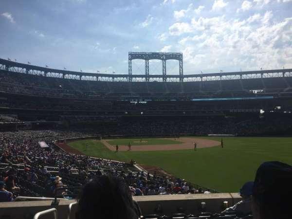 Citi Field, section: 104, row: 32, seat: 1