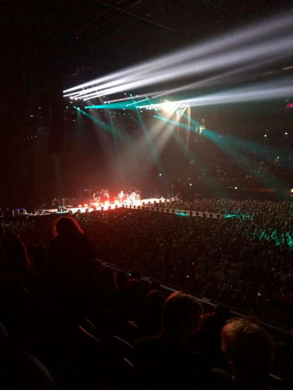 Ziggo Dome, section: 109, row: 5, seat: 338