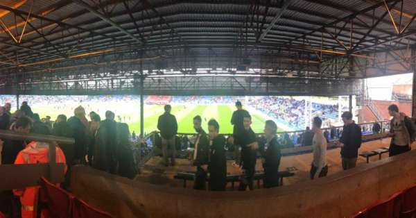 Selhurst Park, section: S, row: 41, seat: 41