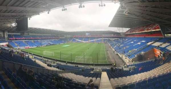 Cardiff City Stadium, section: 122