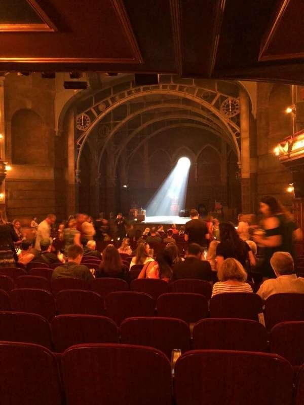 Lyric Theatre, section: Orchestra R, row: U, seat: 24