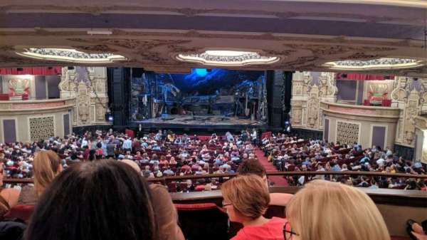 James M. Nederlander Theatre, section: Dress Circle C, row: D, seat: 209