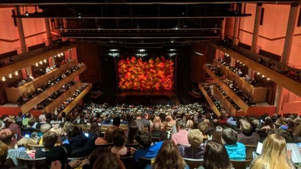 DeVos Performance Hall, section: Balcony, row: L, seat: 16