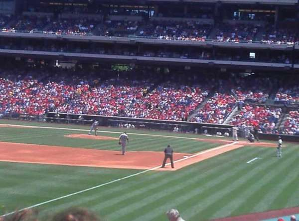 Citizens Bank Park, section: 138, row: 24, seat: 17