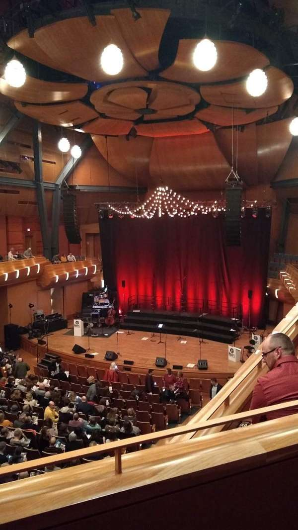 Bella Concert Hall, section: Balcony Right, row: B, seat: 232