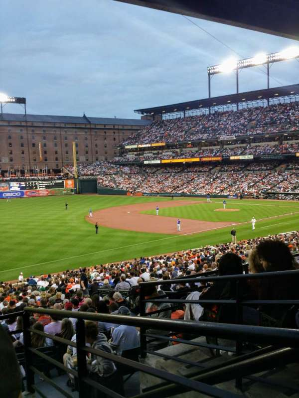 Oriole Park at Camden Yards, section: 65, row: 5, seat: 1