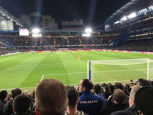 Stamford Bridge, section: MATTHEW HARDING LOWER 13, row: P, seat: 97