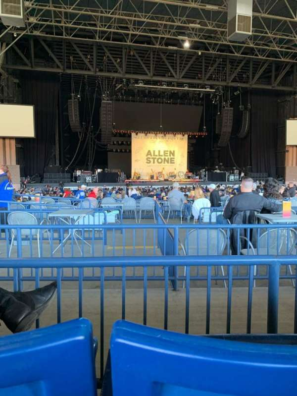 Sunlight Supply Amphitheater, section: 205, row: E, seat: 13