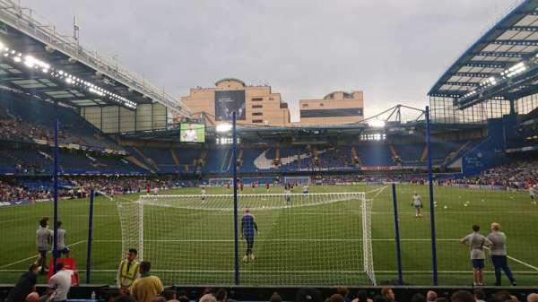 Stamford Bridge, section: Matthew Harding Lower 12, row: M, seat: 0077