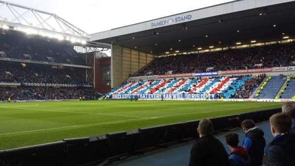 Ibrox Stadium, section: Sandy Jardine Front, row: C, seat: 0154