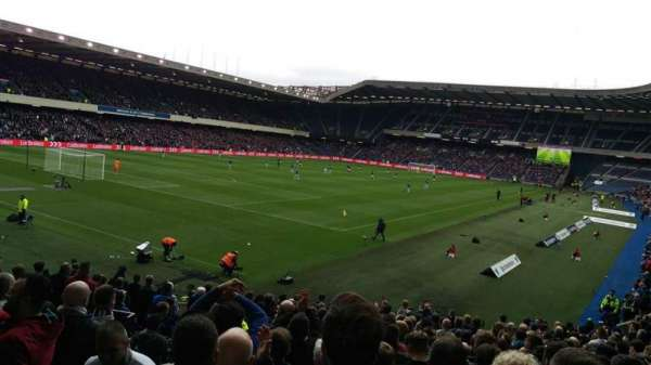 Murrayfield Stadium, section: West Stand Lower, row: Z, seat: 11