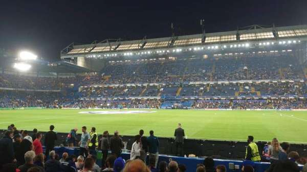 Stamford Bridge, section: West Stand Lower, row: 11, seat: 51