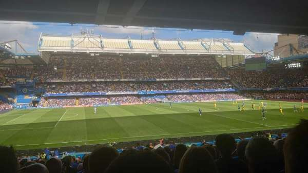 Stamford Bridge, section: West Stand Lower, row: 34, seat: 172