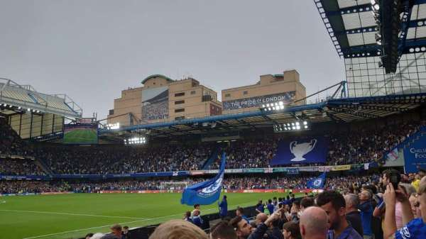 Stamford Bridge, section: West Stand Lower, row: 6, seat: 147