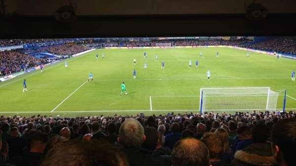 Stamford Bridge, section: Matthew Harding Lower 13, row: FF, seat: 101