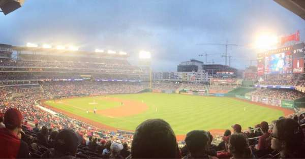 Nationals Park, section: 225, row: L, seat: 13
